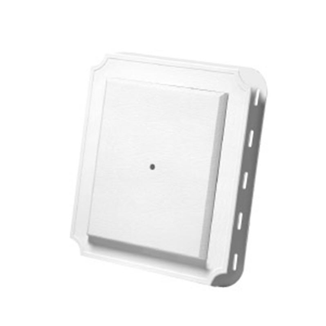 Scalloped Mounting Block - White - 2 Pieces