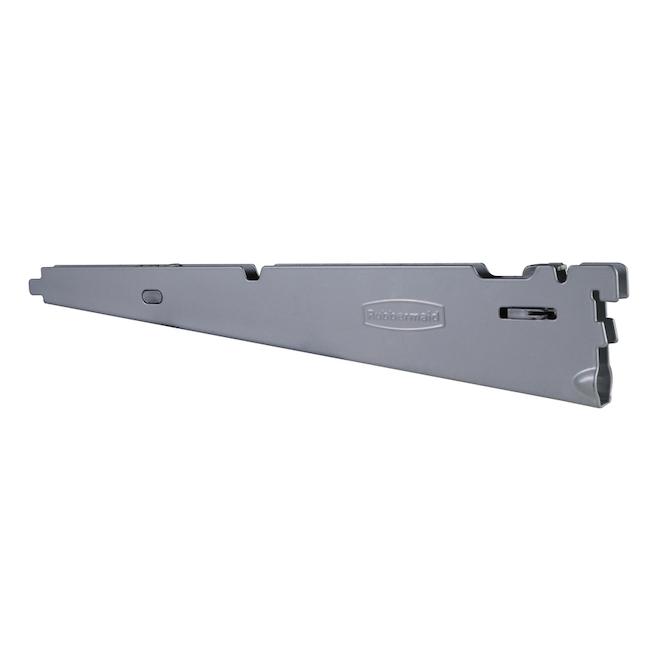 Bracket Shelf with Clips
