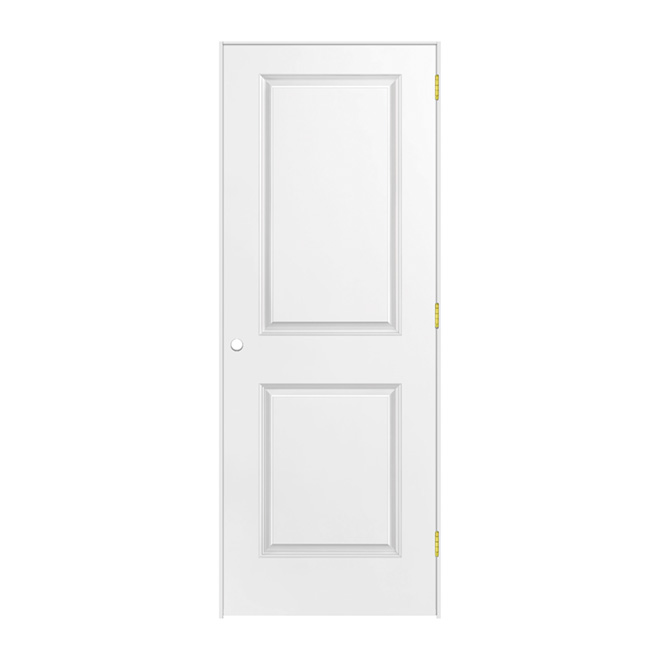 2-Panel Prehung Door