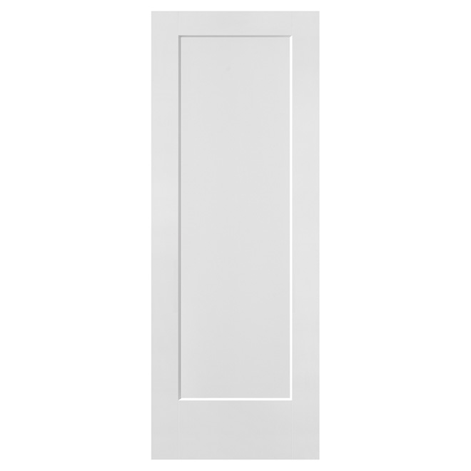 Lincoln Park 1 Moulded Panel Door - Primed - 28 in. x 80 in.