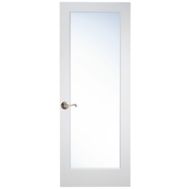 Shaker Interior Door 24 X 80 White Primer Rona