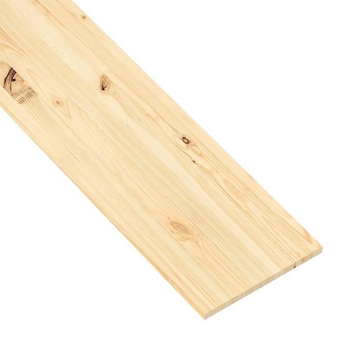 """Metrie Edge-Glued Panel """"Hobbyboard"""" - Spruce - 3/4"""" x 12"""" x 96"""" - Natural"""