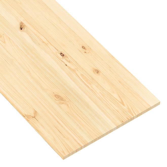 """Metrie Edge-Glued Panel """"Hobbyboard"""" - Spruce - 3/4"""" x 20"""" x 48"""" - Natural"""