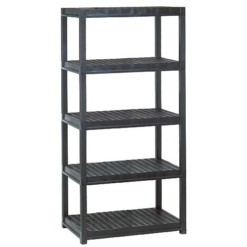 5-Level Shelf Rack