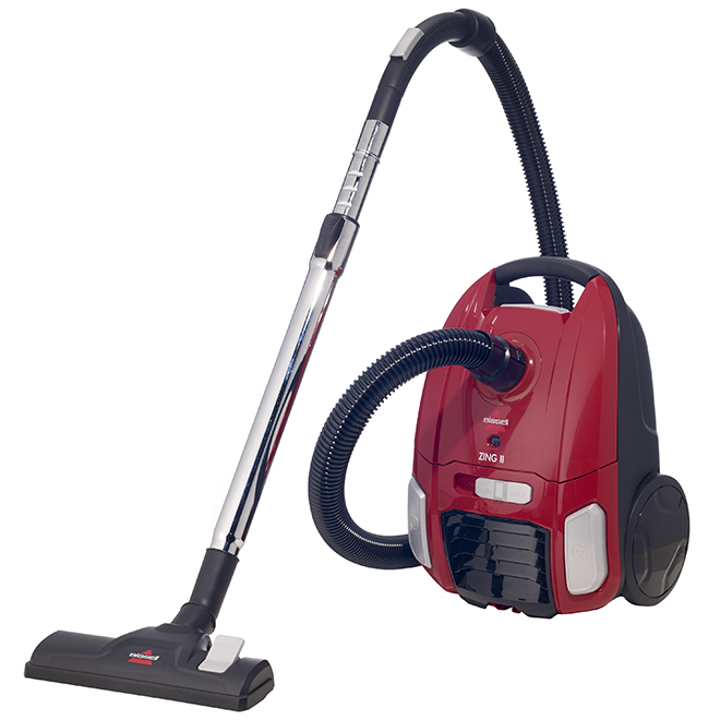 Bissell Zing II Vaccuum - Red
