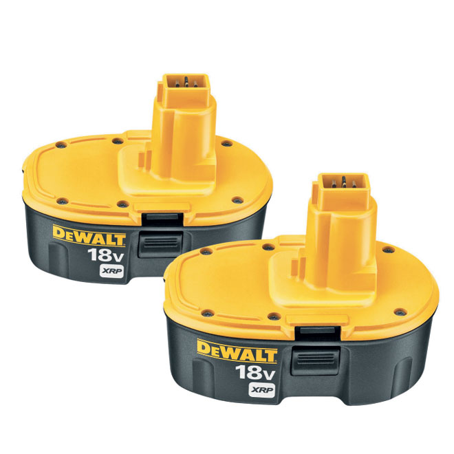 Heavy-Duty XRP Battery Combo Pack 18V - 2-Pack