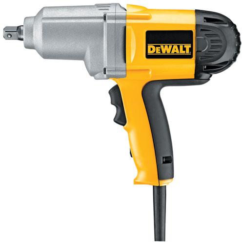 Impact Wrench with Detent Pin Anvil - 1/2 po - 7,5 A