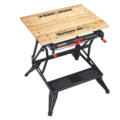 Workmate® Portable Project Centre and Vise