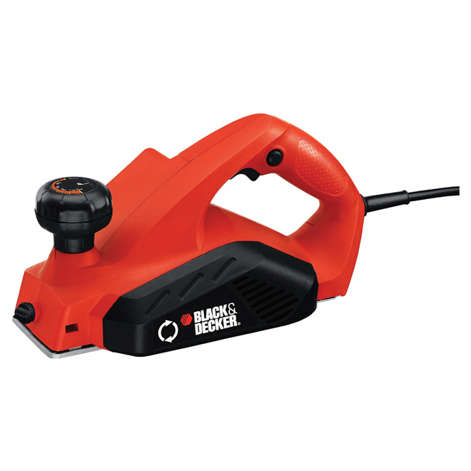 """Corded Planer - 5.2 A - 3 1/4"""" Wide"""
