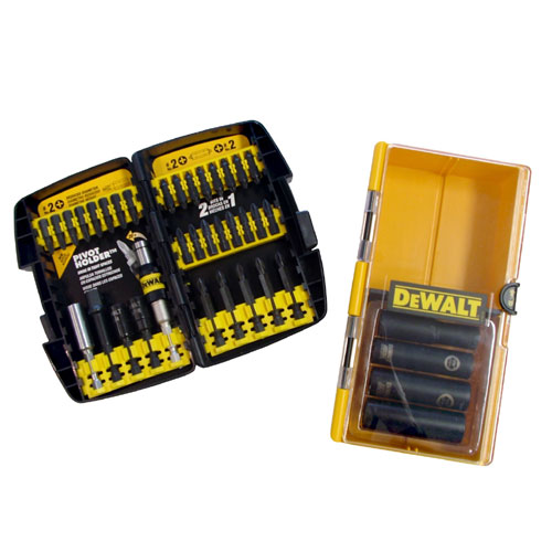 Insert Bit Set for Impact Driver