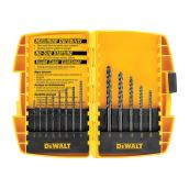 Drill Bit Set - DeWalt - 13 Pieces -