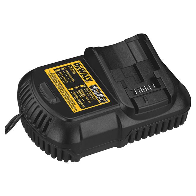 Chargeur à batteries Lithium-Ion, 12 V à 20 V