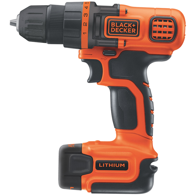 "Cordless Drill/Driver - 3/8"" - 12 V Max"