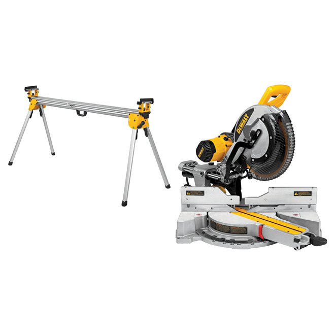 Dewalt Mitre Saw With Long Stand 12 15 A Dws780lst Rona