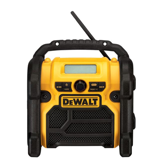 Heavy-Duty WorkSite Radio