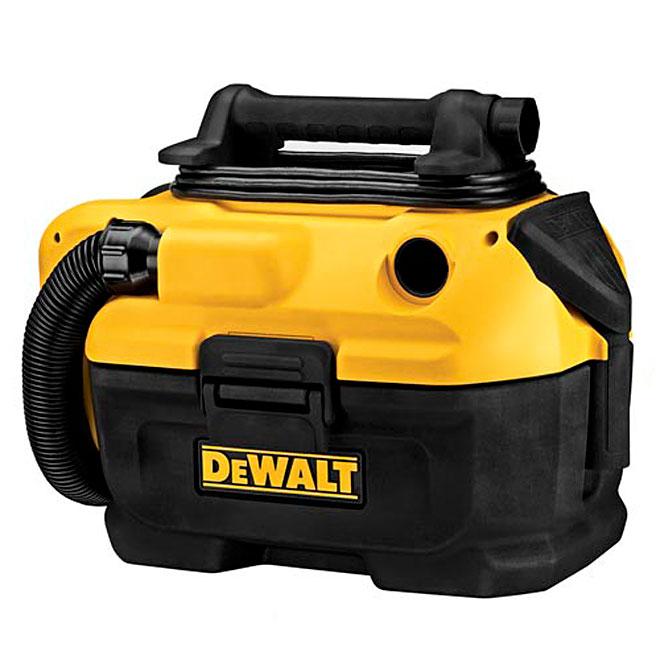 Wet/Dry Vacuum - Corded or Cordless - 18 V/20 V