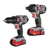 Ensemble de 2 outils 20 V «Max»