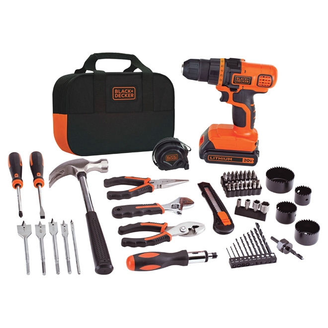 20 V Max Drill/Driver and Projet Kit