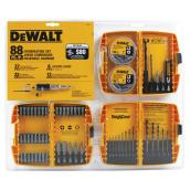 88-Piece Drill/Screwdriver Accessory Set
