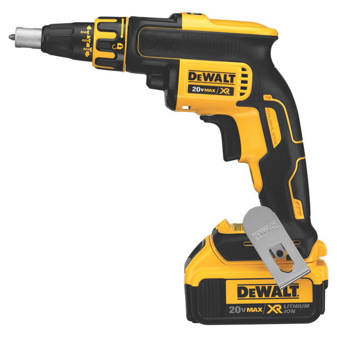 Screwgun for Drywall - Cordless - 20V Max XR