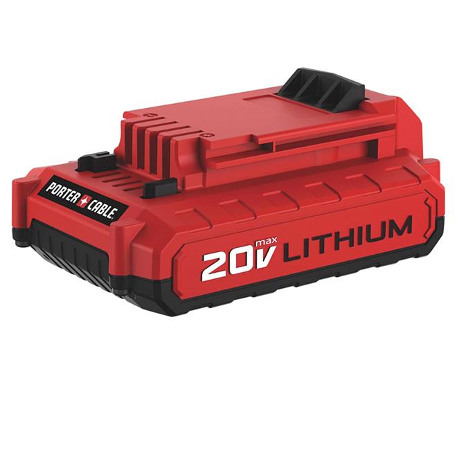 Batterie au lithium-ion 2 Ah