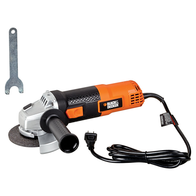 "Corded Angle Grinder - 4 1/2"" - 6.5 A"