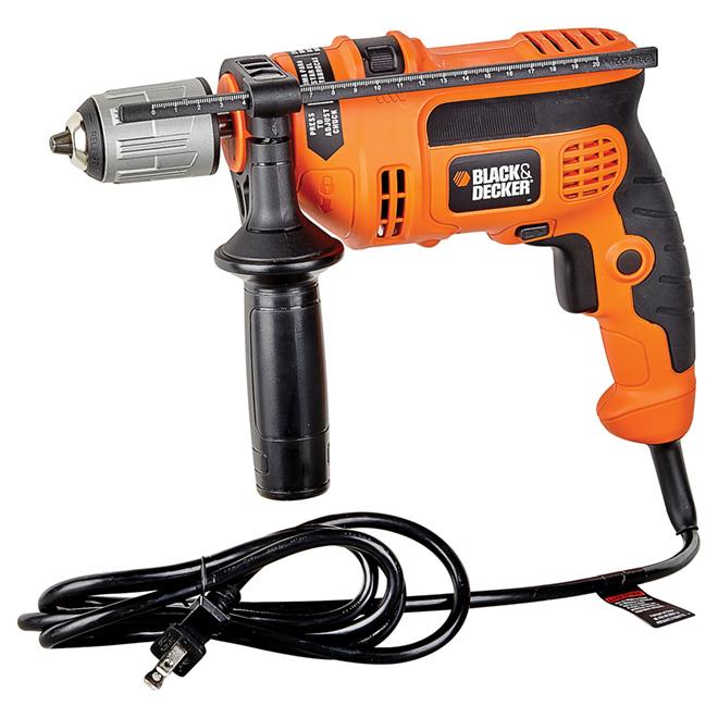 """Corded Hammer Drill - 1/2"""""""