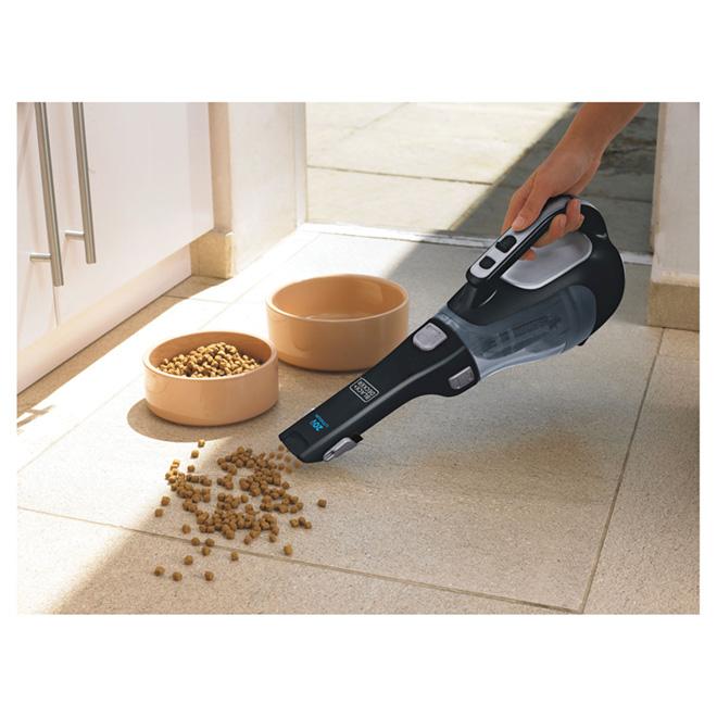 """""""Platinum"""" Cordless Hand Vacuum - 20 V"""