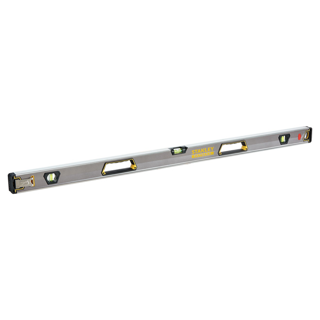 Premium Box-Beam Level with Hook - FatMax - 3 Vials - 48""