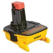 Adaptateur à batteries 20 V Max