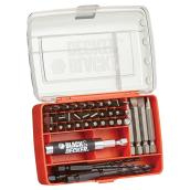 Screwdriving and Drilling Bits Kit - 45 Pieces