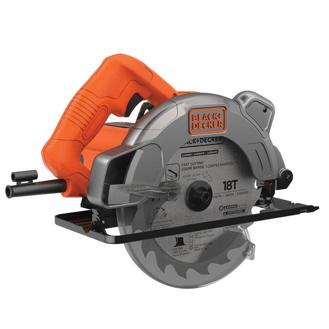 "Electrical Circular Saw - 7 1/4"" - 13 A"
