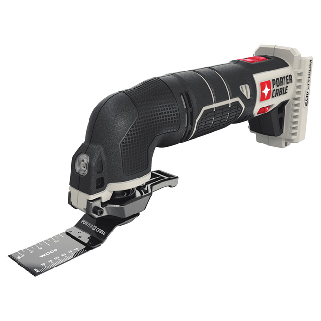 Cordless Oscillating Multi-Tool Kit - 20V - 21 Pieces