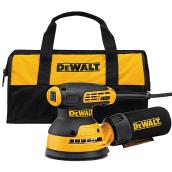 "Dewalt Variable Speed Orbit Sander - 5"" - 3A"