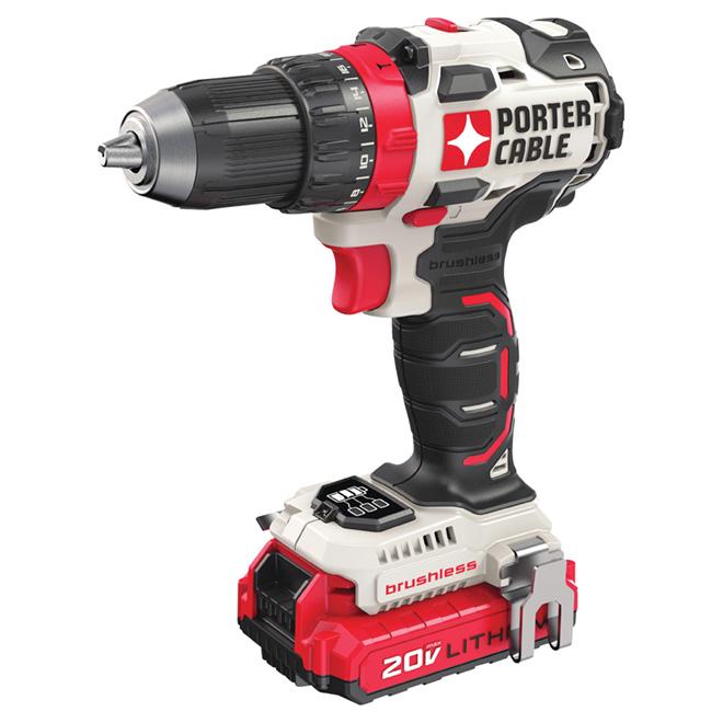 """Brushless Drill/Driver - 1/2"""" - 20V"""