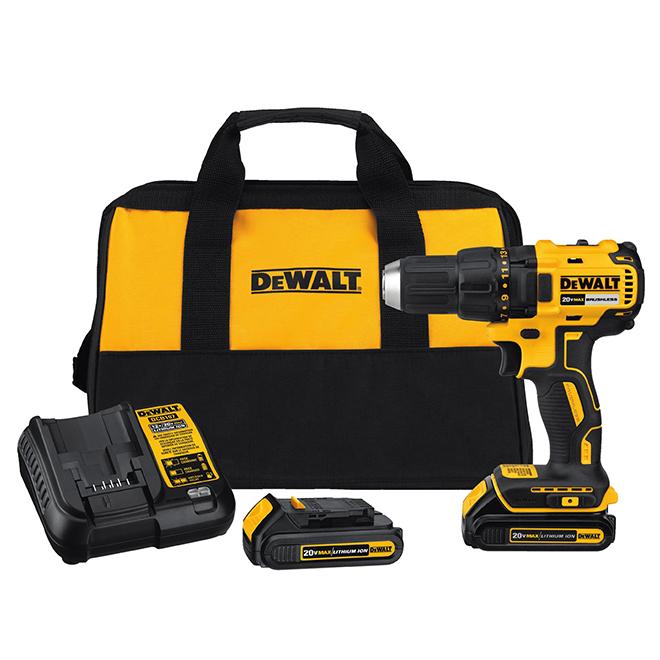 Dewalt Cordless Compact Drill/Driver - 1/2