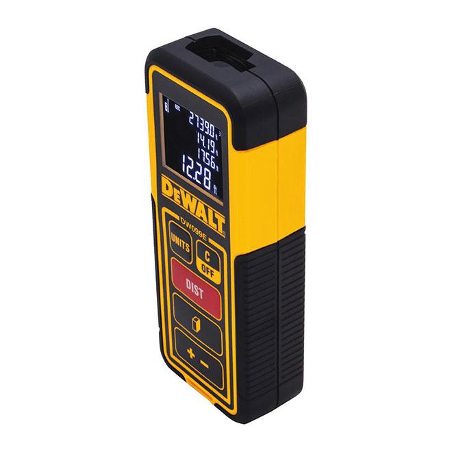 Laser Distance Measurer - 100' Range