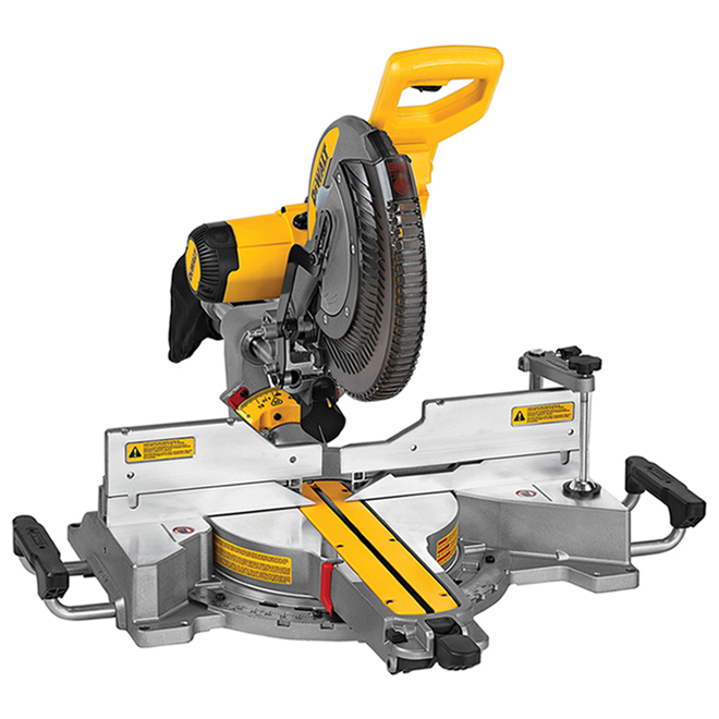 Dewalt DWS779 Compound Mitre Saw - Sliding - 12