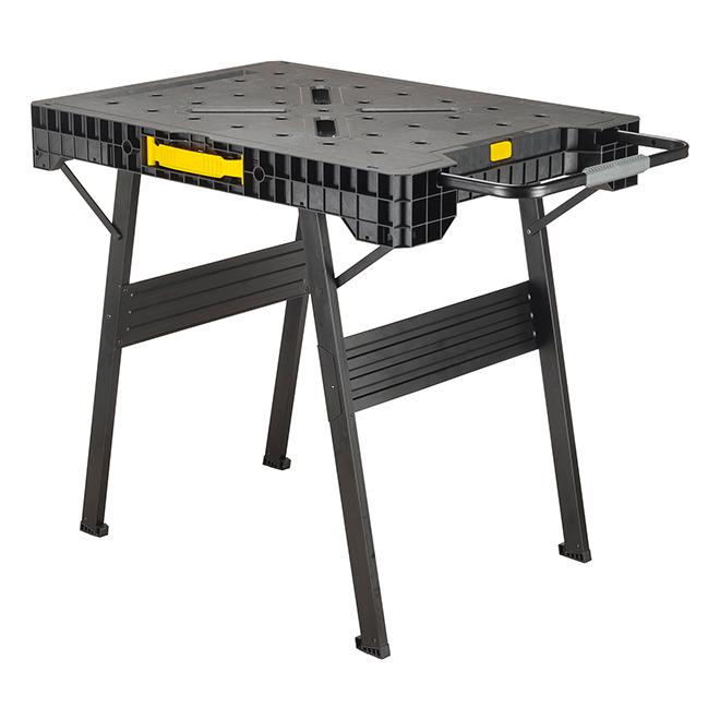 Table de travail multifonctions et chevalet, 1000 lb