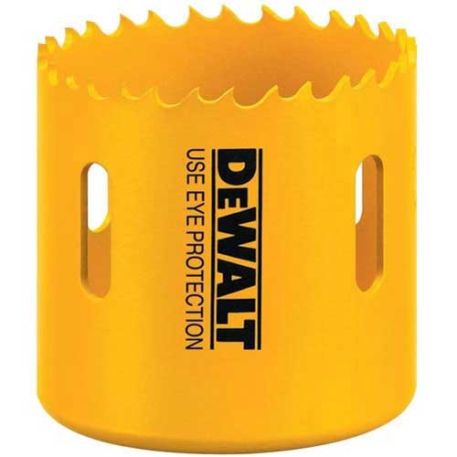 "Bi-Metal Hole Saw - 3 3/4"" - Double Tooth Design"