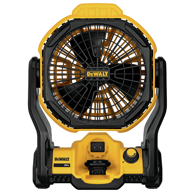 Dewalt Jobsite Fan - 20 V