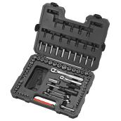Mechanics Tool Set - Steel - 95 Pieces