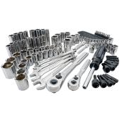 Mechanics Tool Set - Steel - 118 Pieces