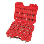 Ensemble d'outils pour mécanicien, acier, 81morceaux