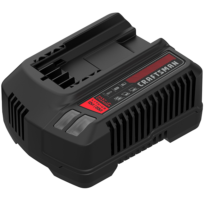 Fast Lithium Charger - 20 V MAX