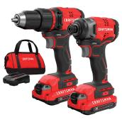 Brushless Compact Tool Kit - 20 V Max
