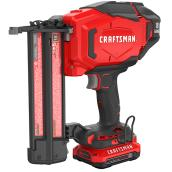 Cordless Finish Nailer - 20 V - 18-Gauge