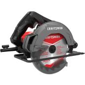"Circular Saw - 7 1/4"" Blade with 18 Teeth - 13 A - Black/Red"