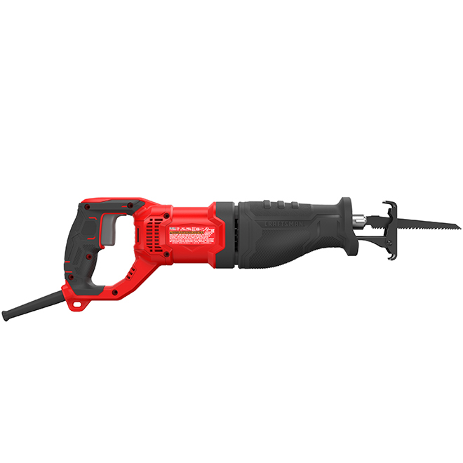 "Corded Reciprocating Saw - 7.5 A - 1 1/8"" Stroke"