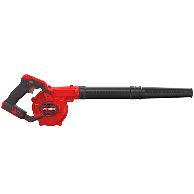 20V MAX Cordless Jobsite Blower - 3 Speeds - Red and Black